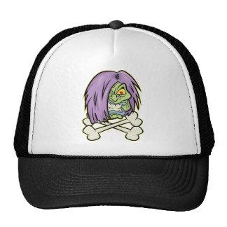 Zombie Xbones '005' Trucker Hat
