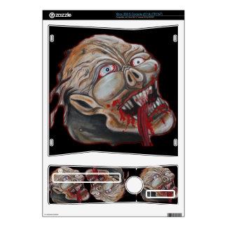 Zombie XBOX Zazzle Skin Xbox 360 S Console Decal