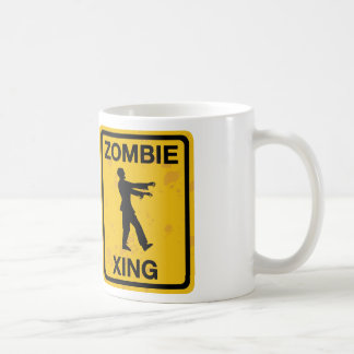 Zombie Xing Coffee Mugs
