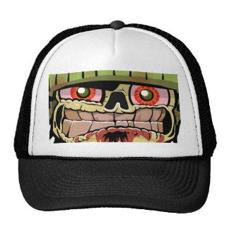 Zombie Zim Trucker Hat