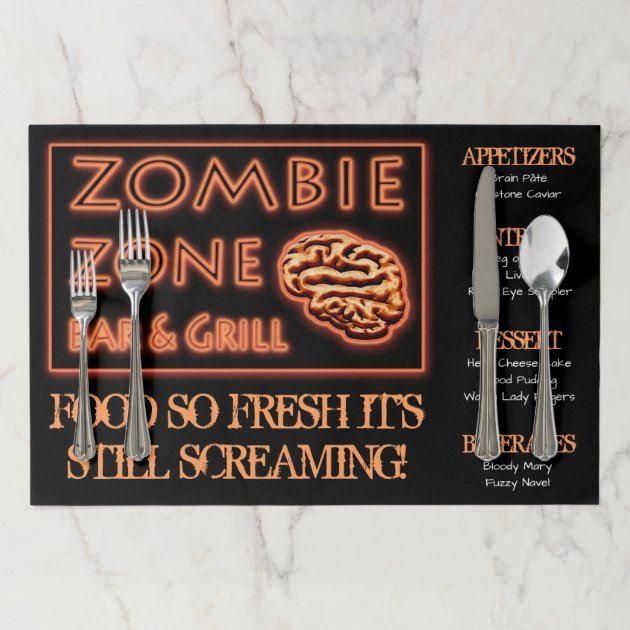 zombie_zone_bar_grill_menu_funny_hallowe