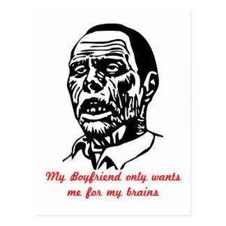 zombieboyfriend3 tarjetas postales