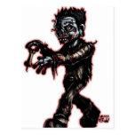 zombiebwCOR1a Tarjetas Postales