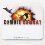 ZombieCombat.com Alfombrillas De Raton