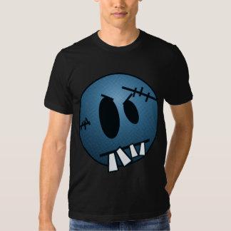 ZOMBIECON FACE - BLUE T-Shirt