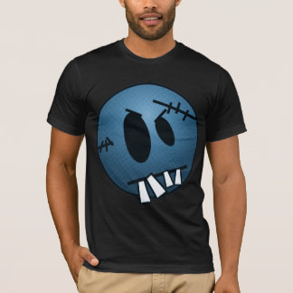 ZOMBIECON FACE - BLUE T-Shirt
