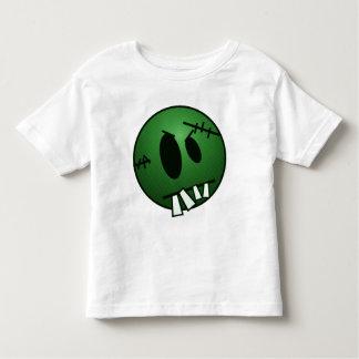 ZOMBIECON FACE - GREEN TODDLER T-SHIRT