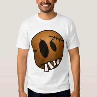 ZOMBIECON FACE - ORANGE T-Shirt