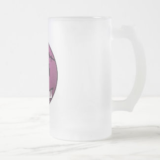 ZOMBIECON FACE - PINK MUGS