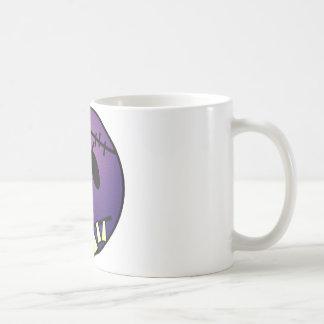 ZOMBIECON FACE - PURPLE COFFEE MUG