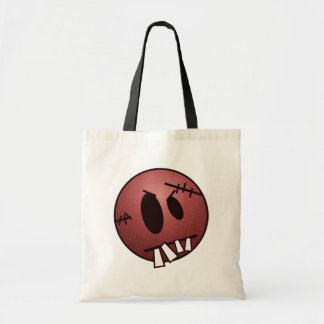 ZOMBIECON FACE - RED BAGS