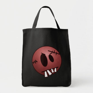ZOMBIECON FACE - RED BAG