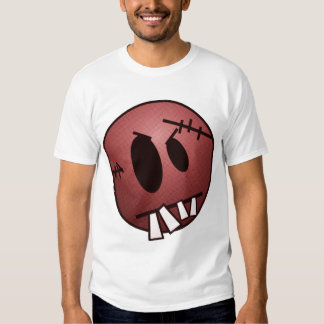 ZOMBIECON FACE - RED T-Shirt