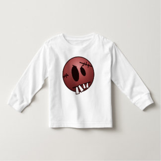ZOMBIECON FACE - RED TODDLER T-SHIRT