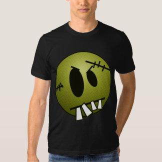 ZOMBIECON FACE - YELLOW T-Shirt