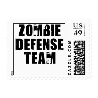 ZombieDefense1 Stamp