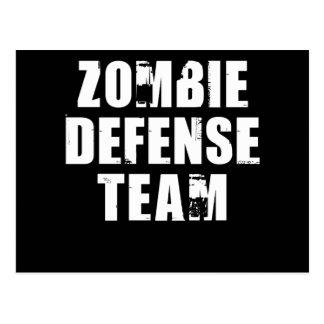 ZombieDefense2 Postcard