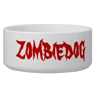 zombiedog pet water bowls