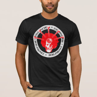 ZombieDollz Head Charge T-Shirt