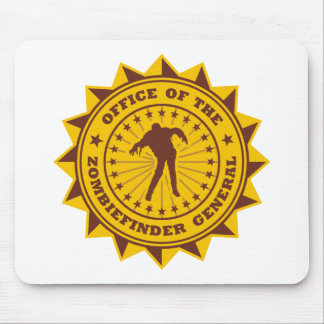 Zombiefinder General Mousepad
