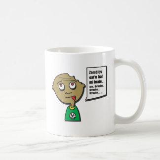 ZombieKid copy Classic White Coffee Mug