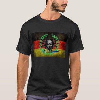 ZombieKillerElite Olympic Tribute Germany Division T-Shirt
