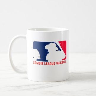 ZombieLeagueFaceball, ZombieLeagueFaceball Classic White Coffee Mug