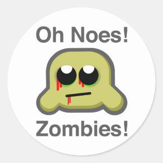 zombielurker sticker