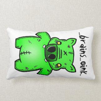 Zombiepig pillow