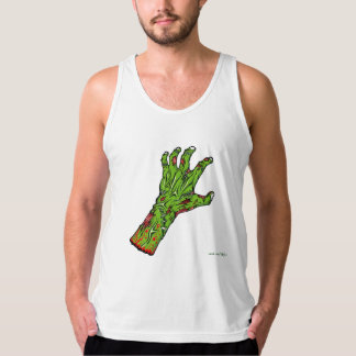 Zombies 34 tank top