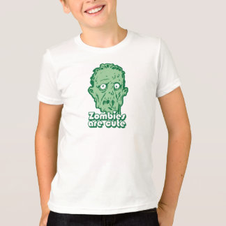 Zombies Are Cute T-Shirt