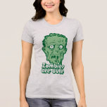 Zombies Are Cute T-shirts