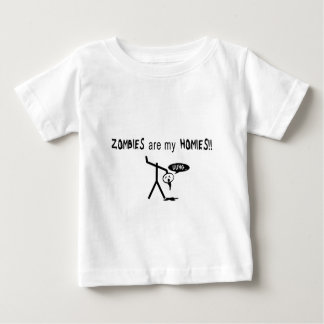 Zombies are my Homies! Shirt