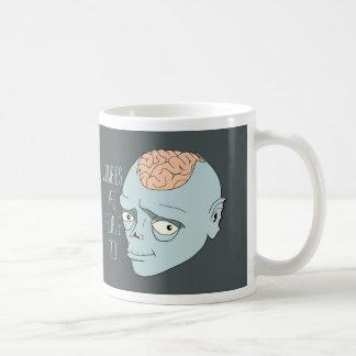 Zombies Are People Too Coffee Mug