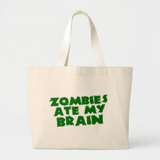 Zombies Ate My Brain Bags
