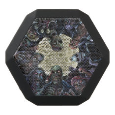Zombies Attack (zombie Horde) Black Bluetooth Speaker at Zazzle