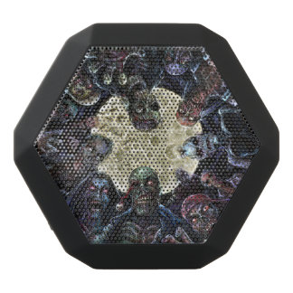 Zombies Attack (Zombie Horde) Black Bluetooth Speaker