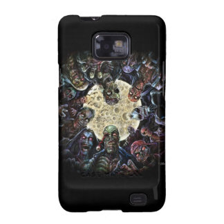 Zombies Attack (Zombie Horde) Samsung Galaxy SII Cover