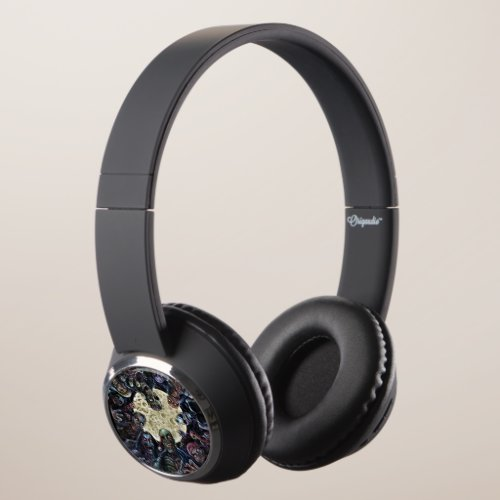 Zombies Attack (Zombie Horde) Headphones