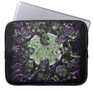 Zombies Attack (Zombie Horde) Laptop Computer Sleeve