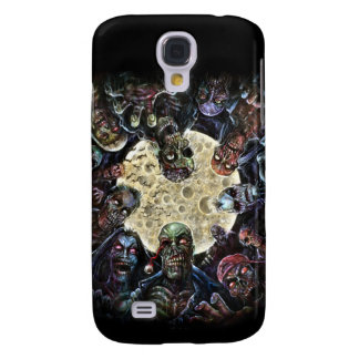 Zombies Attack (Zombie Horde) Samsung Galaxy S4 Cover