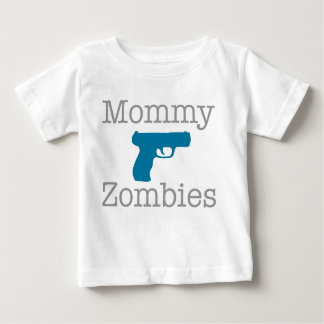 Zombies! Baby! 2 T-shirts