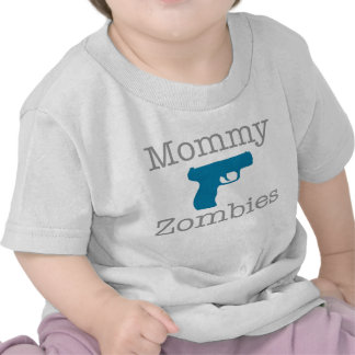 Zombies! Baby! 2 T Shirt