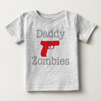 Zombies! Baby! Tshirts