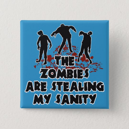 Zombies custom color buttons