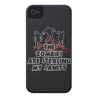 Zombies custom color iPhone case-mate iPhone 4 Covers