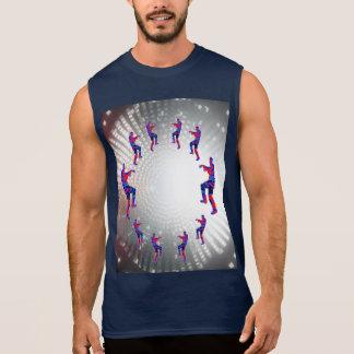 ZOMBIES Dancing on the MOON Sleeveless Shirt