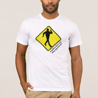 zombies dont run T-Shirt