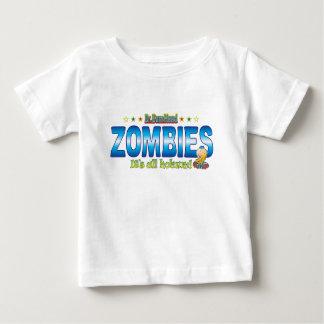 Zombies Dr. B Head Tshirts