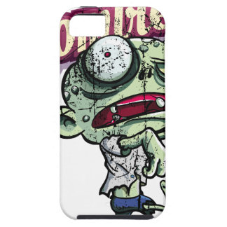 Zombies eat Brains iPhone 5 Covers